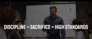 Importance of Discipline to increase your value