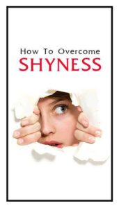 This image is about a girl who afraid for socialise and we use this image for article how to overcome shyness?